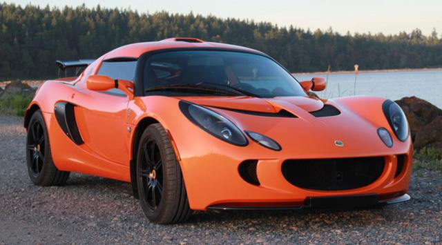 2006 Lotus Exige
