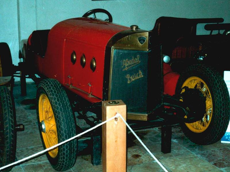 Abadal Buick 1923