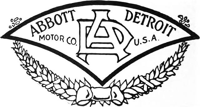 Эмблема Abbott-Detroit