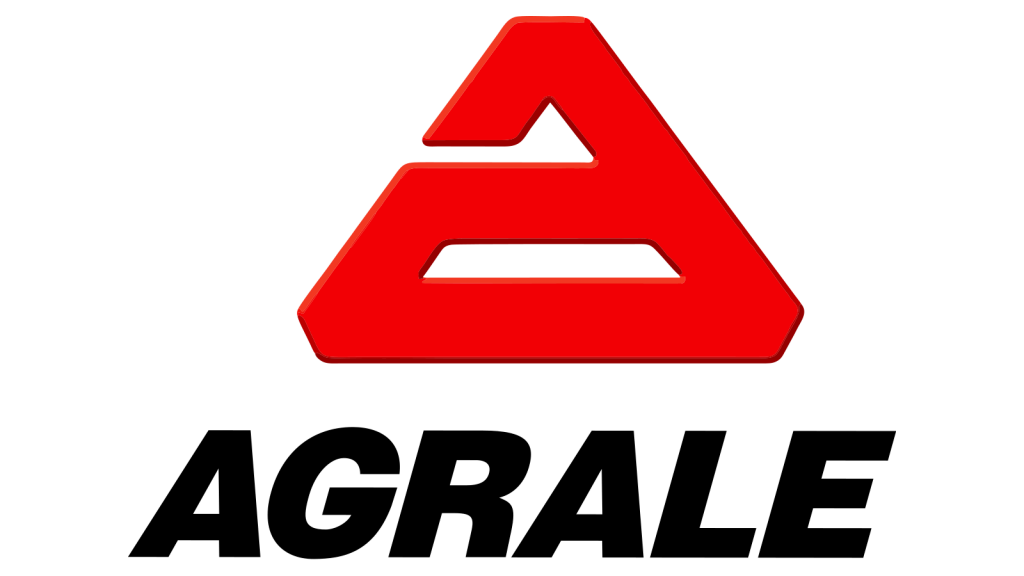 Логотип Аграле
