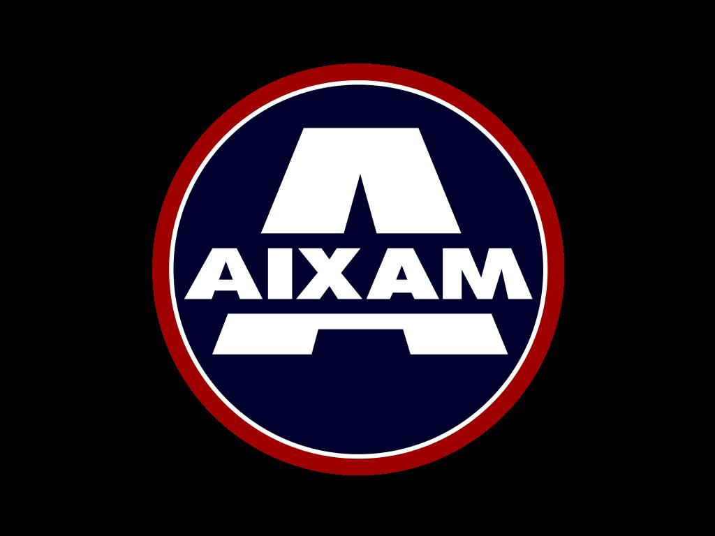 Эмблема Аиксам (1983)