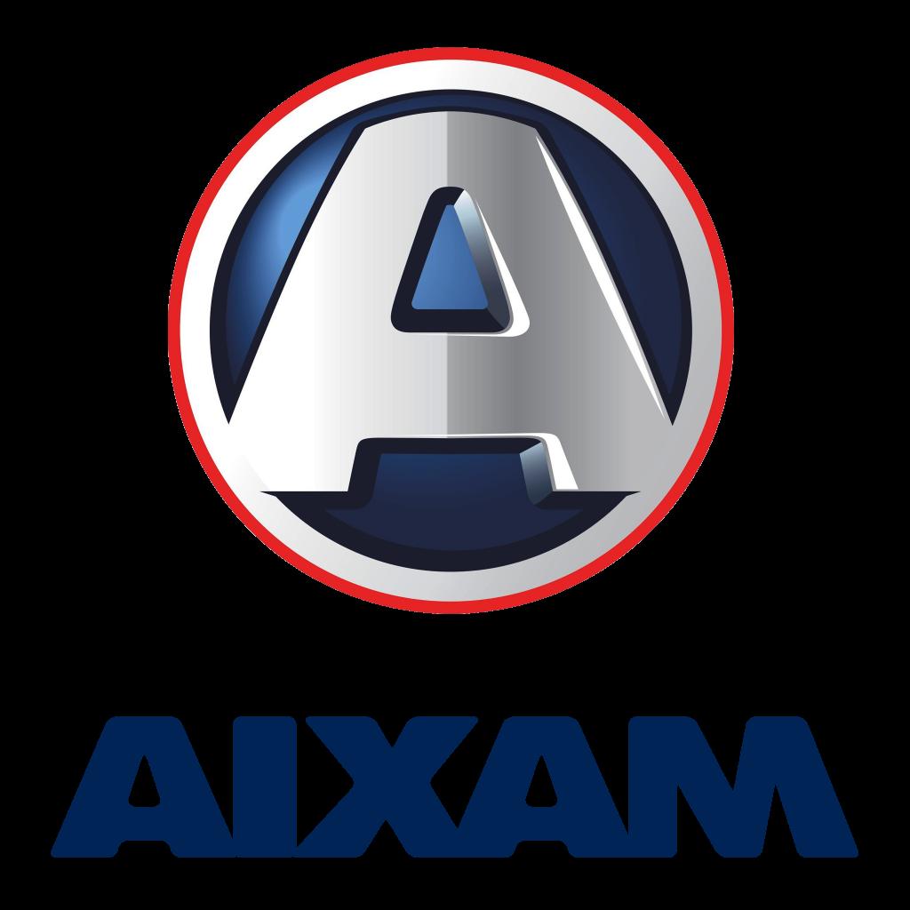Эмблема Аиксам (2010-Наст. время)