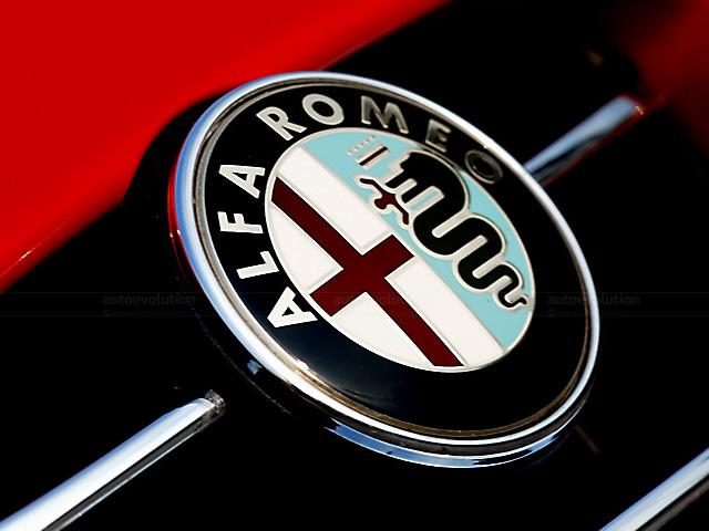 Эмблема Альфа Ромео