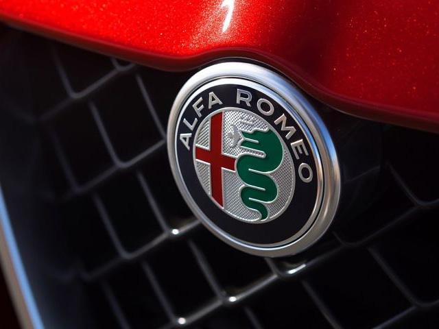 Логотип Альфа Ромео