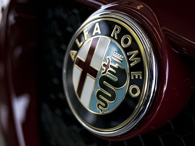 Символ Альфа Ромео