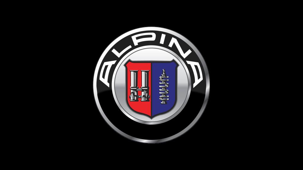 Эмблема Альпина