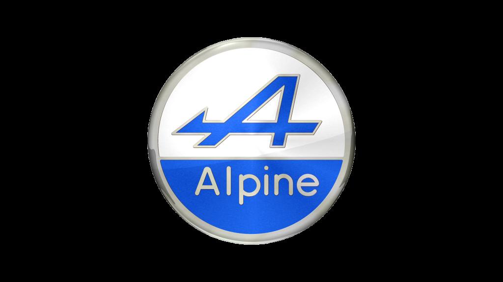 Эмблема Альпине