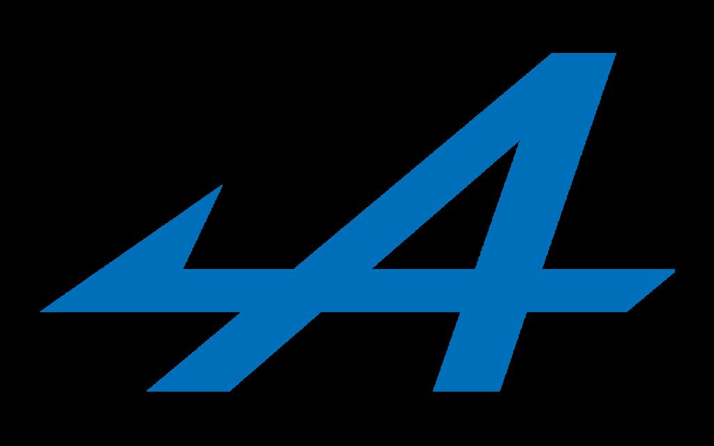 Логотип Alpine