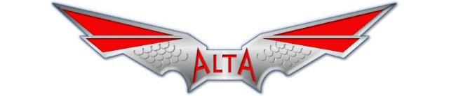 Логотип Альта