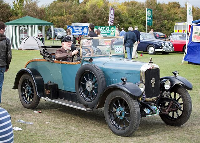 Alvis 1923 12/40