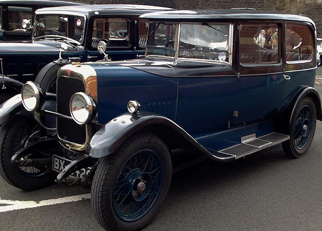 Alvis 1928 12/50