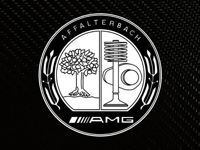 Символ Мерседес АМГ