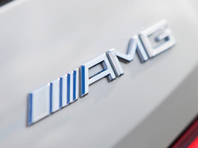 Логотип Мерседес АМГ