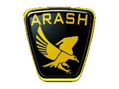 Логотип Arash