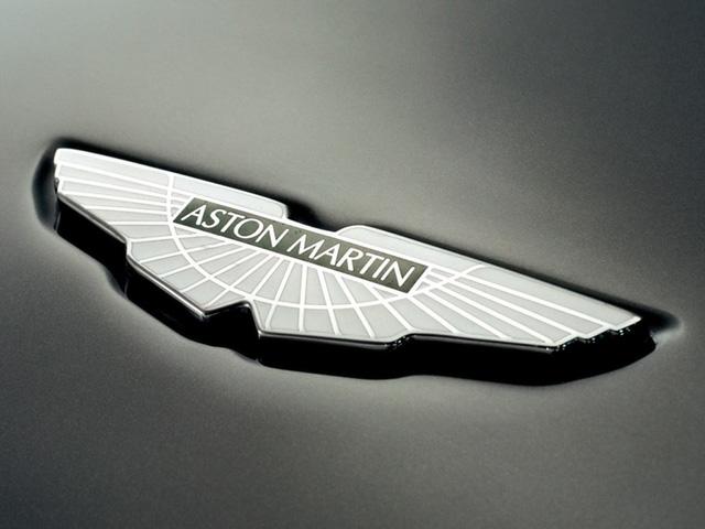 Логотип Астон Мартин