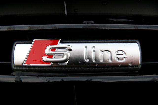 Логотип Audi S line