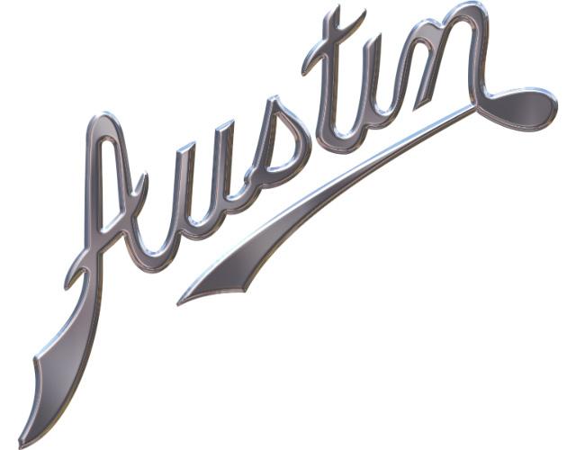 Эмблема Austin
