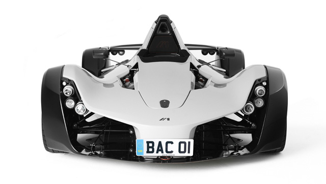 Суперкар BAC Mono