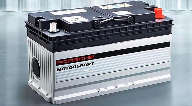 Литий-ионные аккумуляторы для автомобилей