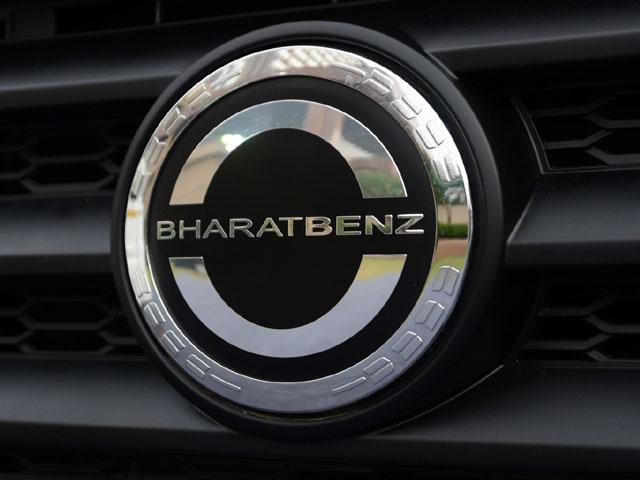 Эмблема BharatBenz