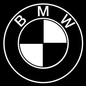 Эмблема БМВ (черная)