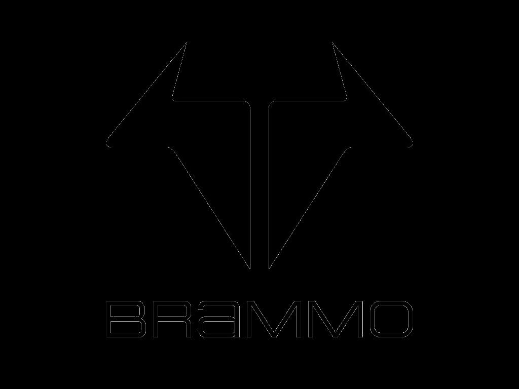 Логотип Brammo