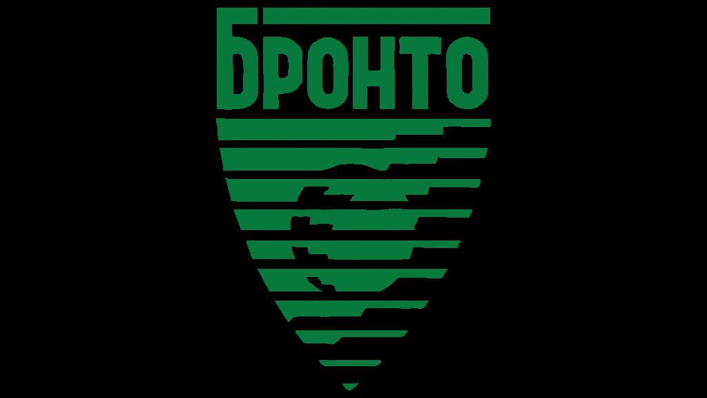 Логотип Бронто