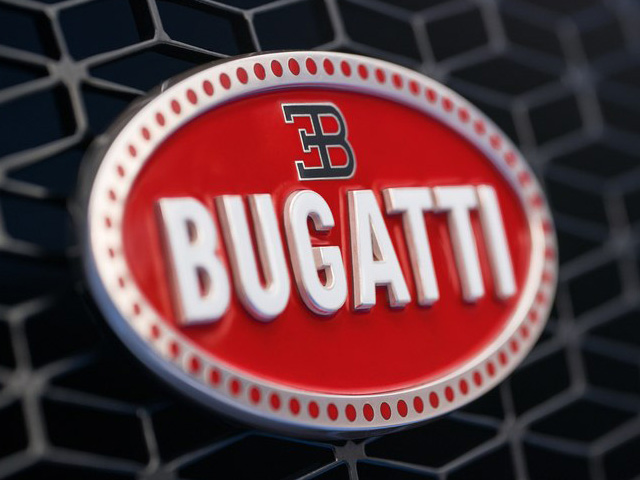 Символ Bugatti