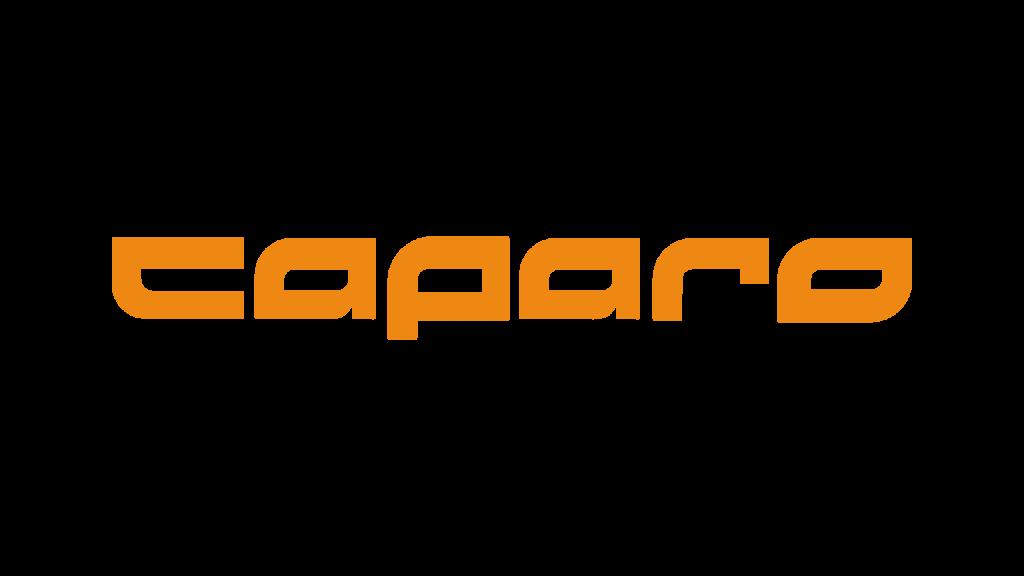 Текстовая эмблема Капаро