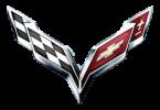 Логотип Corvette