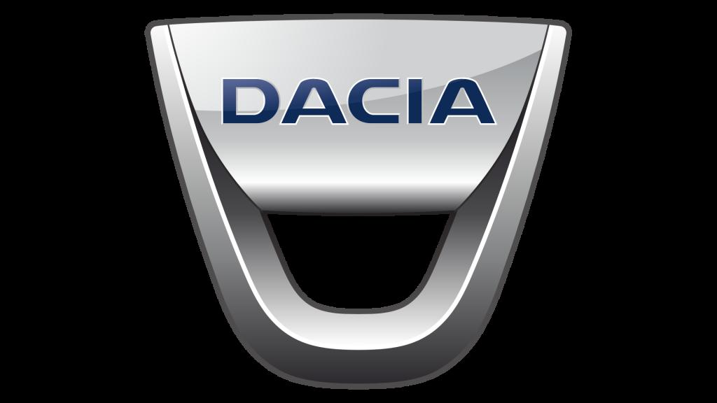Логотип Дачия