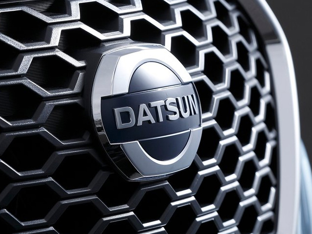 Знак Datsun