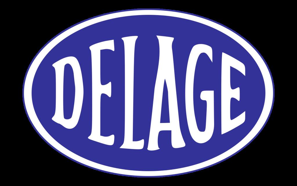 Логотип Деляж