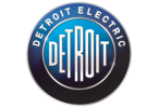 Логотип Detroit Electric