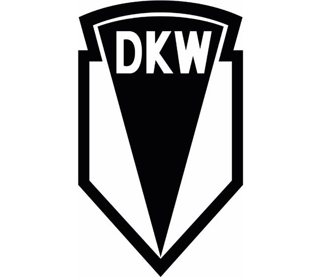 Эмблема DKW