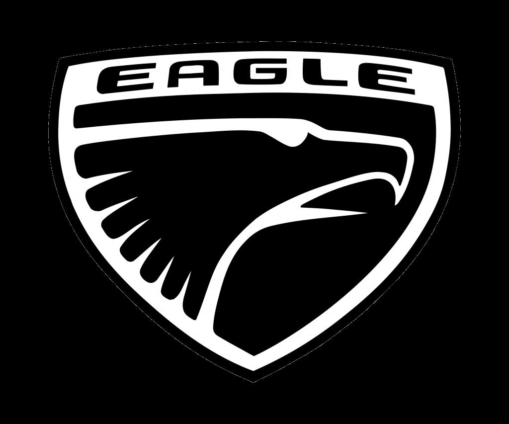 Логотип Игл (черный)