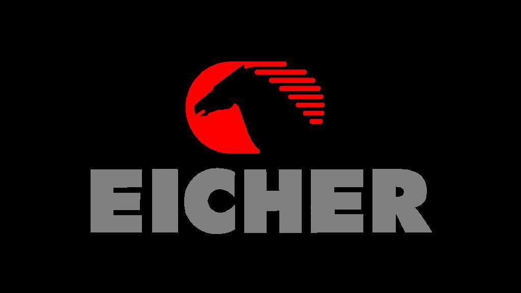Логотип Eicher
