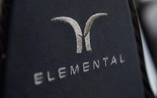 Логотип Elemental