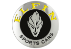 Логотип Elfin Sportcars