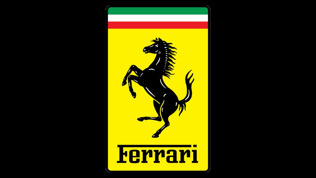 Эмблема Феррари