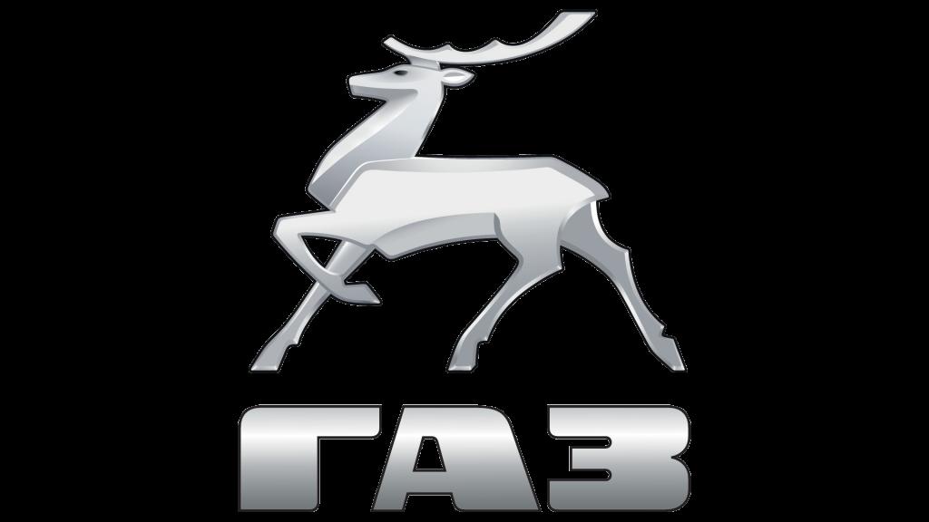 Логотип автомобиля ГАЗ