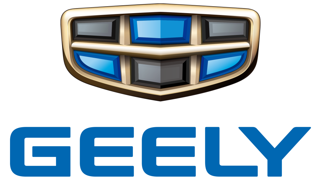 Логотип Джили