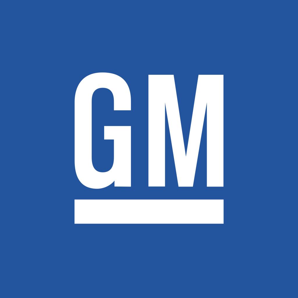 Логотип GM (старый)