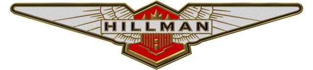 Логотип Hillman