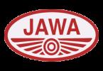 Логотип Jawa