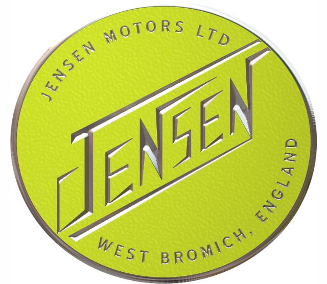 Логотип Дженсен
