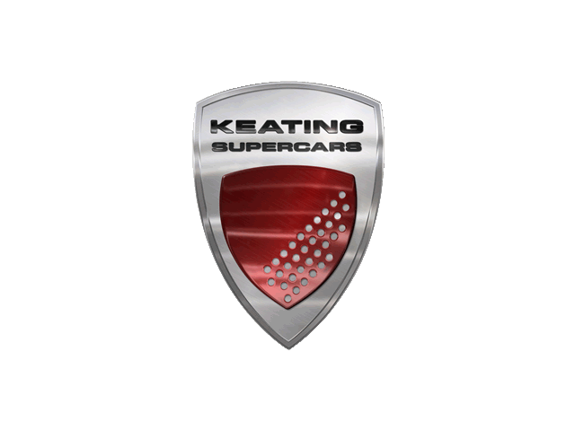 Логотип Китинг Суперкарс