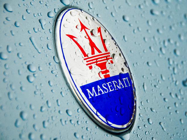 Символ Maserati