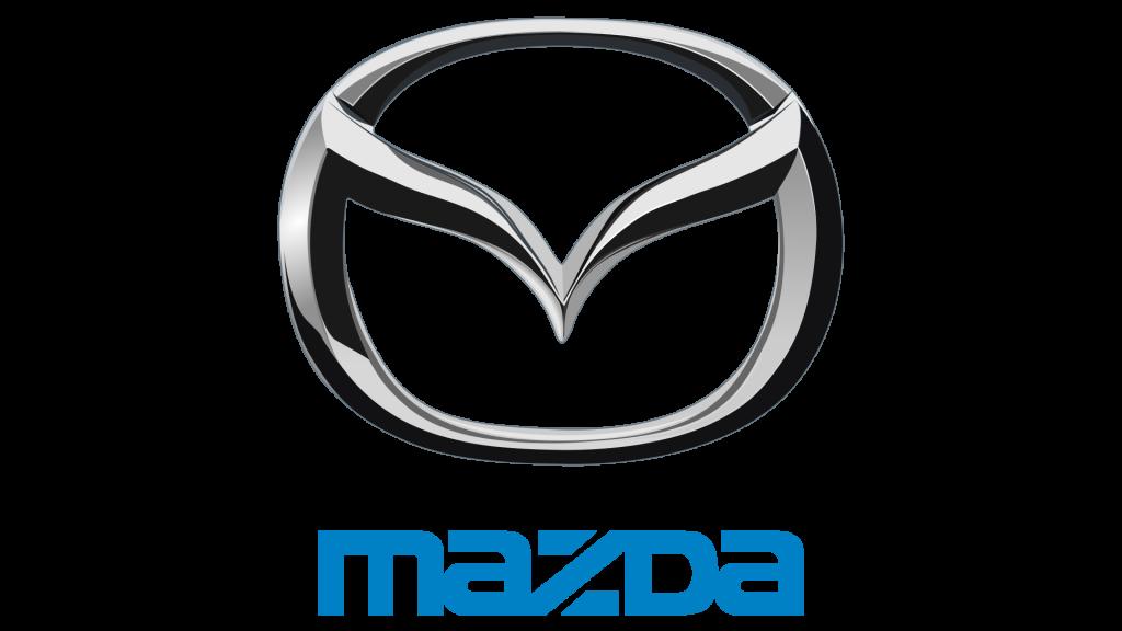 Эмблема Мазда