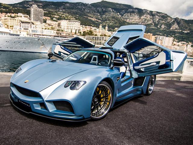 Автомобиль Mazzanti